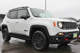 gray jeep renegade interior new 2017 jeep renegade trailhawk sport utility in chehalis c1758