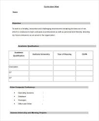 simple resume format in word file free download simple resume format for freshers in word file template idea