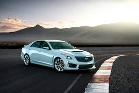 cadillac introduces the limited production 2018 cadillac cts v