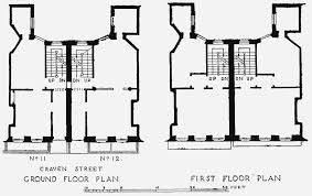 Floor Plan Of Westminster Abbey Craven Street And Hungerford Lane British History Online
