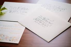 wedding envelopes how to address wedding invitations