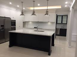 stunning white kitchen in a new home in kalynda chase built by
