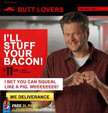 Blake Shelton Meme - psbattle blake shelton s creepy pizza hut finger ing