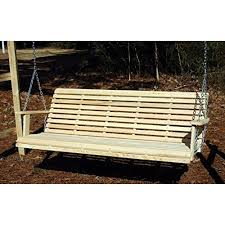 lbs 5 feet porch swing made in usa select southern cypress rot