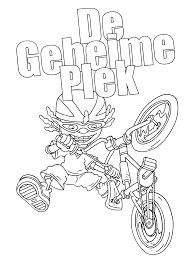 coloring page rocket power coloring pages 27