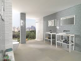 these porcelanosa tiles are perfect for a traditional bathroom