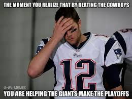 Giants Memes - 38 best memes of brandon weeden the dallas cowboys crushed by