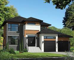 plan 80840pm multi level modern house plan modern house plans