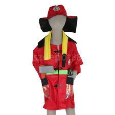 Online Get Cheap Kids Firefighter Costumes Aliexpress Com