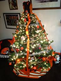 brown s christmas tree 91 best cleveland browns images on cleveland browns