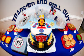 transformers birthday decorations events transformers birthday party