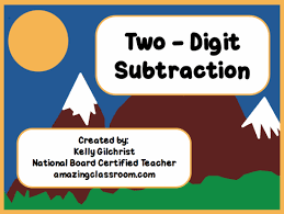 math numbers u0026 operations subtraction common core state