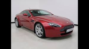 aston martin vantage 4 3 for sale aston martin v8 vantage toro red 2007 youtube