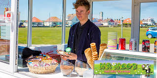 ices cuisine cliff top kiosk at headlands restaurant 8 flavours of