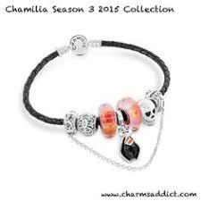 pandora compatible halloween pumpkin charm bracelets chamilia