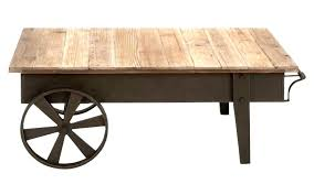 small table on wheels coffee table wheels aciarreview info