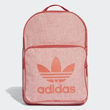 adidas classic trefoil backpack light pink adidas casual backpack red adidas uk
