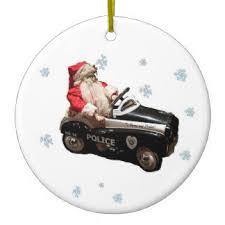 fashion santa ornaments keepsake ornaments zazzle