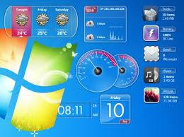 gadget de bureau windows 7 gratuit windows 7 gadgets pack 1 0 télécharge thèmes du système