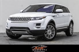 used land rover for sale 2012 land rover range rover evoque prestige premium stock 682058