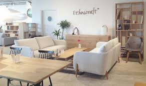 ethnicraft canapé canape canape ethnicraft luxury ehia mobilier contemporain indoor