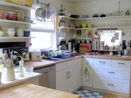 Open Cabinets In Kitchen Kitchen Shelves Ikea Decorating Open Kitchen Shelves Decorate