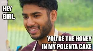 Hey Girl Meme - that gbbo s tamal needs to be your new hey girl meme of choice