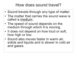 how do sound waves travel images And sound daily power point jpg