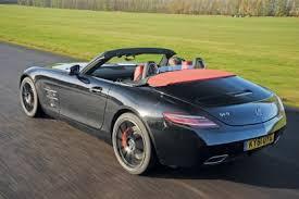 mercedes sls amg convertible mercedes sls amg roadster auto express