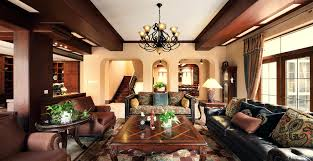 american country style living room decorating scene 2014 for