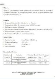 Standard Resume Format Sample by 21 Best Basic Resume Images On Pinterest Resume Templates