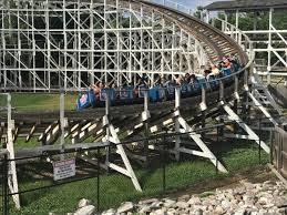 Six Flags Agawam Historic Wooden Roller Coasters Trusted Since 1904