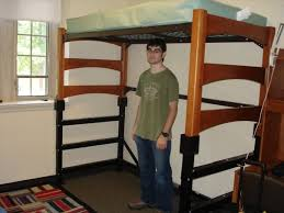 Free Plans For Dorm Loft Bed by University Of Richmond Dorm Room Photo Gallery Bedlofts