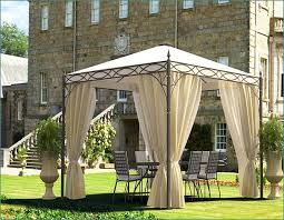 decorate romantic in gazebo curtains house decorations and furniture
