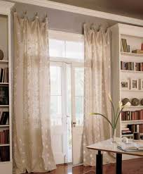 Window Treatment For French Doors Bedroom For The French Door In The Bedroom Not This Curtain Just The