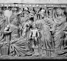 conclusion supports in roman marble sculpture