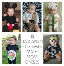 Halloween Onesie Costumes Homemade Halloween Costumes Babies