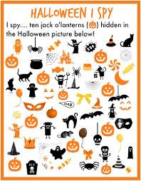 i spy halloween halloween printable halloween pictures and