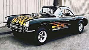 1957 chevrolet corvette gasser f85 anaheim 2013