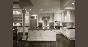 islands in the kitchen romanesque house po ku custom luxury home builders