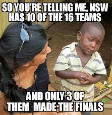 State Of Origin Memes - queensland for state of origin whitewash home facebook