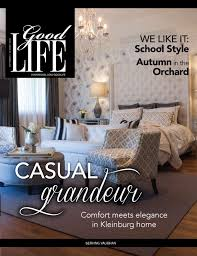 Bedroom Furniture York Region Goodlife Vaughan September October Edition 2016 By York Region