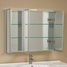 recessed bathroom mirror cabinet bathroom recessed bathroom mirror with white medicine cabinet also