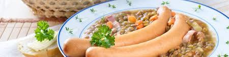 lentille cuisine recettes à base de lentille faciles rapides minceur pas cher
