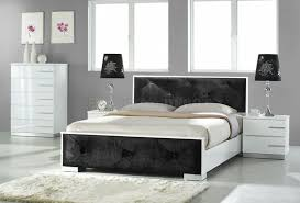Black And White Bedroom Furniture Sets Bedroom Design Ideas - White high gloss bedroom furniture set