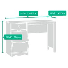 Desk 51 Amazon Com Sauder Pogo Desk For Children Soft White Finish