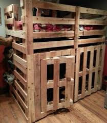 diy pallet bunk bed google search putting bussness into action