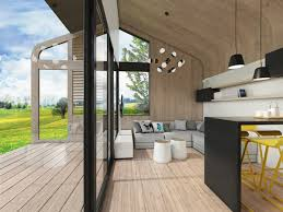 tiny homes interior designs salt water s portable tiny house concept design milk