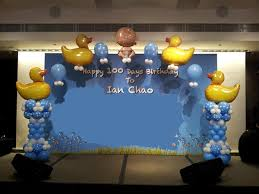 balloon decoration packages party favors ideas