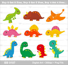 buy 2 2 free dinosaur clipart 10 2 sets